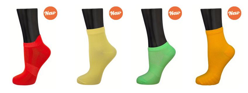 Женские носки из акрила и полиамида