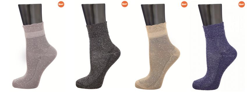Женские носки махровые